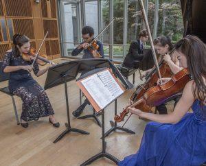 CIM String & Piano Ensembles Concert IV
