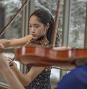 CIM Advanced String Quartet Program Concert