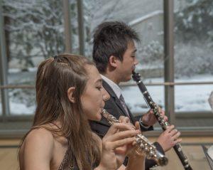 CIM Woodwind Ensembles Concert I