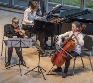CIM Preparatory Chamber Music Concert