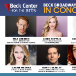 Beck Broadway Alums in Concert