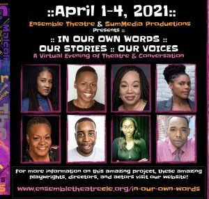 IN OUR OWN WORDS :: OUR STORIES :: OUR VOICES