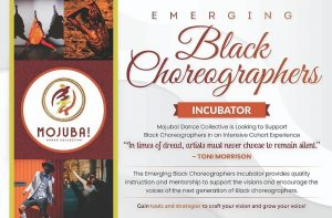 Emerging Black Choreographers Incubator