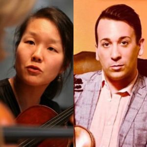 Earth and Air: String Orchestra April 20 Concert