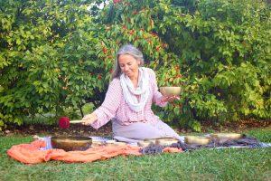 EcoX: Ecological Consciousness Exchange - Meditative Soundbath with Svetla