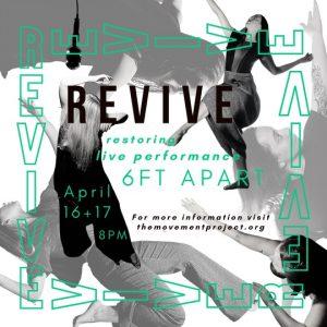 Revive: Restoring Live Performance 6 Ft Apart