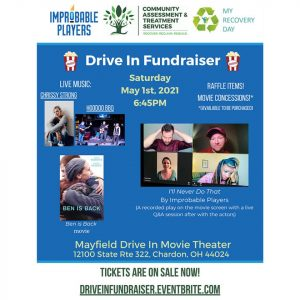 Spring Drive-In Fundraiser
