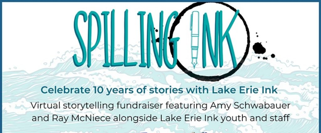 Celebrating 10 Years of Stories with Lake Erie Ink...