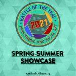 2021 Spring-Summer Battle of the Teal art showcase