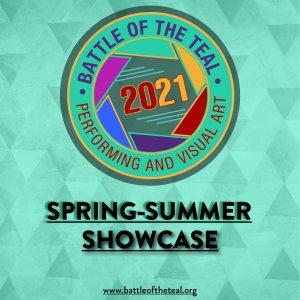 2021 Spring-Summer Battle of the Teal art showcase...