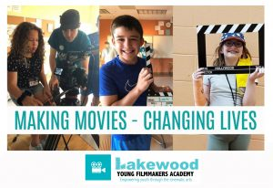 Lakewood Young Filmmakers Academy Summer Film Camp...