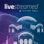LIVE! streamed @ Silver Hall: Dom Farinacci & Spirit of the Groove