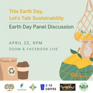 Let's Talk Sustainability: Earth Day Panel