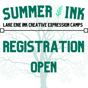 Summer Ink Creative Expression Camps: Young Novelists