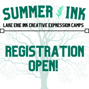 Summer Ink Creative Expression Camps: Creature Creations