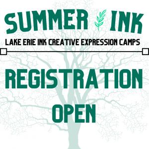 Summer Ink Creative Expression Camps: Comics 'N' 'Zines