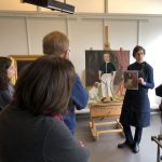 Free Webinar - Care of Paintings and Introduction to Backing Boards (via zoom)