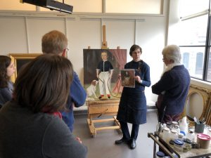 Free Webinar - Care of Paintings and Introduction ...