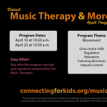 Music Therapy & More via Zoom