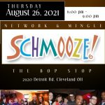 Schmooze Networking Event