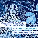 Cyanotype Basics Virtual Workshop