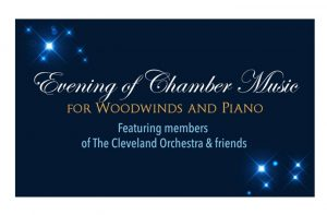 Rocky River Chamber Music Society Concert - Evening of Chamber Music for Woodwinds & Piano