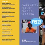 Cardio for the Culture: Community Pop-Up Roller Skating