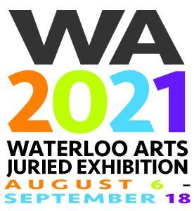 2021 Waterloo Arts Juried Exhibition