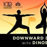 Downward Dog with Dinos: Summer Solstice Yoga with Cleveland Yoga Little Italy