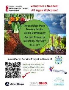 Garden Beautification Project