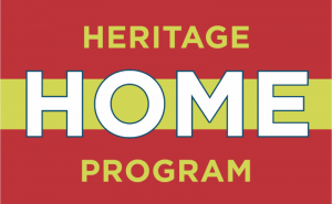 Heritage Home Program Virtual Information Session
