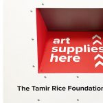 THE TAMIR RICE FOUNDATION + SPACES - ART SUPPLY DRIVE