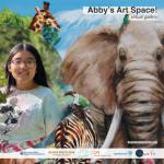 Featured virtual showcase - Abby's Art Space