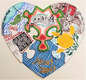 Kids Art: Putting the Memories Back Together A Vir...