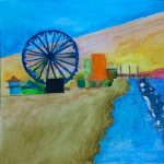 Art for Relaxation: Landscapes of the Heart A Virtual Healing Arts Workshop