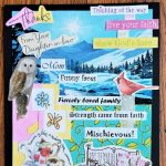 Poetry Collage: A Virtual Healing Arts Workshop