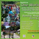 75th annual One World Day at Cleveland Cultural Gardens