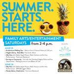 Cedar Fairmount Presents Family Art