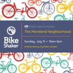 Bike Shaker: The Moreland Neighborhood