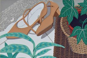 Phyllis Sloane Virtual Studio Tour & Curator T...
