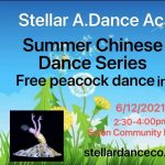 Summer Chinese Dance Series