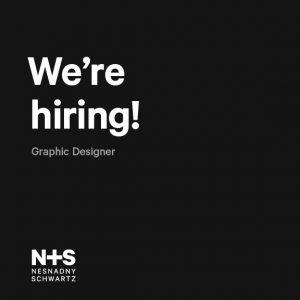 Graphic Designer, Print + Web