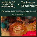 Cross Generations; bridging the gap of artists