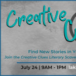 Creative Clues: a Literary Scavenger Hunt