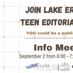 Teen Editorial Board Information Meeting
