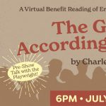 """Benefit Reading of Charles Smith's """"The Gospel According to James""""."""