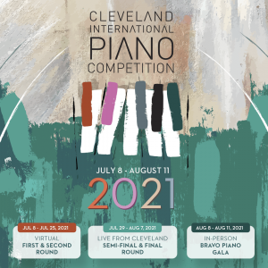Cleveland International Piano Competition Semi-Final Round Performances