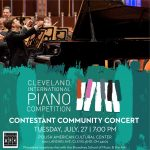 CIPC Contestant Community Concert