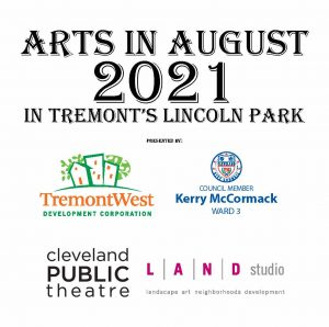 Arts in August | Cleveland Shakespeare Festival