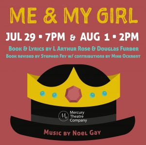 Mercury Theatre Company presents My First Musical ...